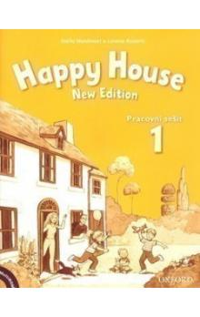 Happy House 1 New Edition Activity Book and MultiROM Pack CZ