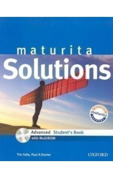 Maturita Solutions Advanced Student's Book -- with MultiRom