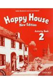 Happy House 2 New Edition Activity Book and MultiROM Pack CZ