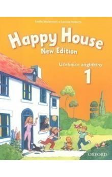 Happy House 1 New Edition Class Book CZ