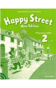 Happy Street New Edition 2 Activity Book and MultiROM Pack CZ