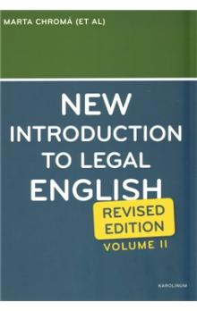 New Introduction to Legal English II. - Revised Edition 2.vydání