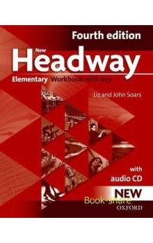 New Headway Elementary Student's Book Czech Edition + DVD -- Fourth Edition