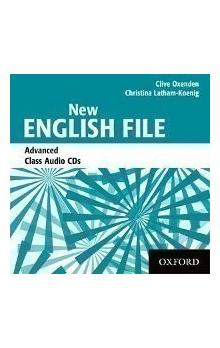 New English File Advanced Class Audio CDs /3/