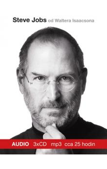 Steve Jobs -- 3x CD mp3