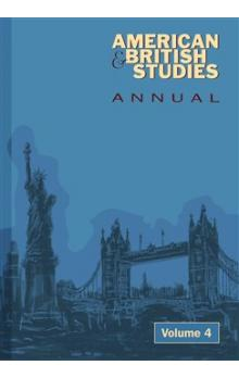American & British studies - Annual -- Volume 4