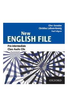 New English File Pre-intermediate Class Audio CDs /3/