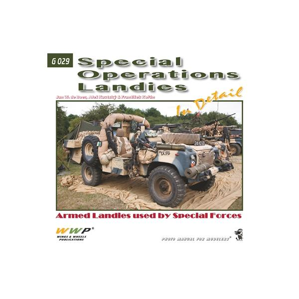 Special Operations Landies In Detail