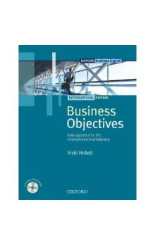 Business Objectives International Edition Student´s Book Pack