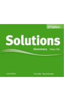 Maturita Solutions 2nd Edition Elemementary Class Audio Cds