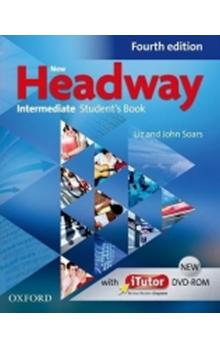 New Headway Fourth Edition Intermediate Student´s Book with iTutor DVD-ROM - Soars J. Soars L.
