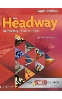 New Headway Fourth Edition Elementary Student´s Book with iTutor DVD-ROM - Soars John and Liz