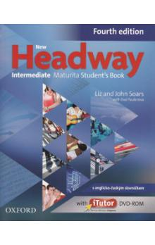 New Headway Fourth Edition Intermediate Maturita Student´s Book + iTutor DVD CZ