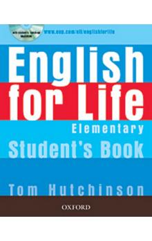 English for Life Elementary Student's Book + MultiRom Pack - Hutchinson Tom