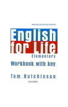 English for Life Elementary Workbook with Key - Hutchinson Tom