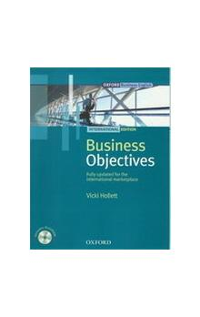 Business Objectives International Edition Class Audio CD