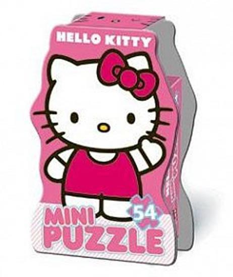Puzzle Mini 54   Hello Kitty I.