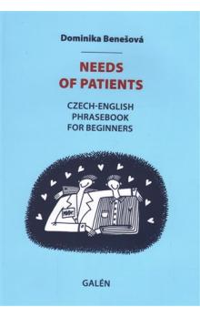 Needs of patients -- Czech-English Phrasebook for Beginners