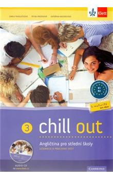 Chill out 3 - AJ pro SOŠ a SOU + PS + 2CD