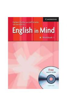 English in Mind 1 Workbook With Audio Cd/cd-rom Pack