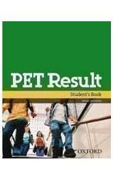 Pet Result Student´s Book