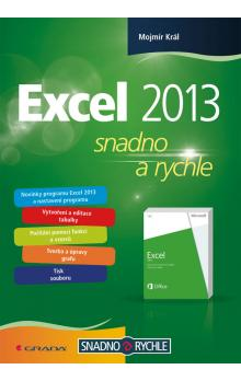 Excel 2013 -- snadno a rychle