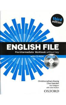 English File Third Edition Pre-intermediate Workbook Without Answer Key with iChecker