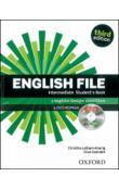 English File Third Edition Intermediate Student´s Book with iTutor DVD-ROM (Czech Edition)