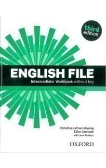 English File Third Edition Intermediate Workbook Without Answer Key