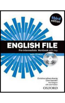 English File Third Edition Pre-intermediate Workbook with Answer Key and iChecker