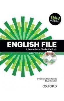 English File Third Edition Intermediate Student´s Book with iTutor DVD-ROM