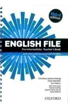 new english file intermediate teacher book скачать