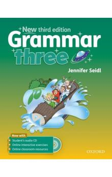 Grammar New Third Edition 3 Student´s Book + Audio CD Pack - Seidl J.