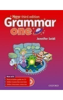Grammar New Third Edition 1 Student´s Book + Audio CD Pack - Seidl J.