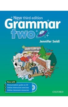 Grammar New Third Edition 2 Student´s Book + Audio CD Pack - Seidl J.