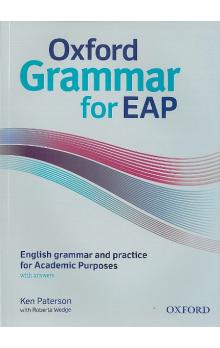 Oxford Grammar for Eap (english for Academic Purposes)