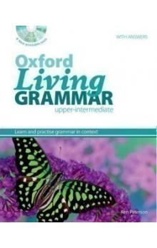 Oxford Living Grammar Upper Intermediate with Key + CD-ROM  Pack New Edition