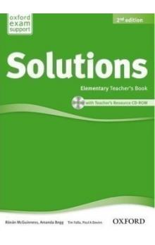 Maturita Solutions Elementary Teacher's Book with Teacher's Resource CD-ROM -- 2nd Editon