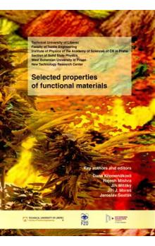 Selected properties of functional materials
