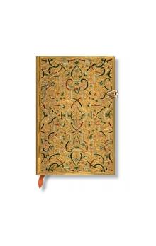 Paperblanks Gold Inlay Mini Lined