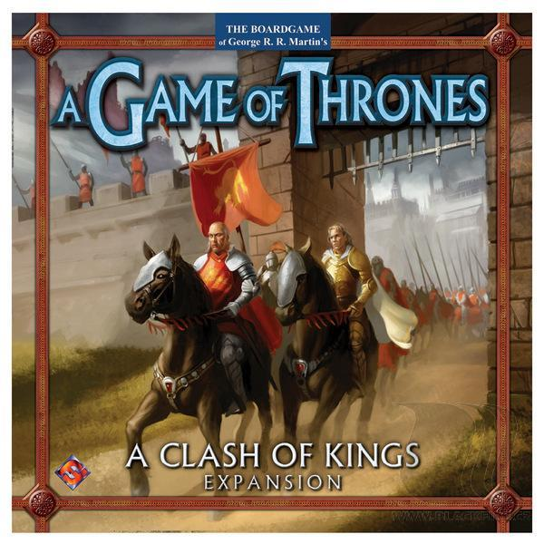 A Game of Thrones   Clash of Kings