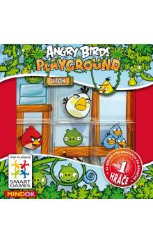 Angry Birds: Playdroud: Útok/SMART hra