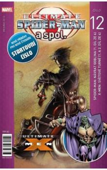 Ultimate Spider-man a spol. 12