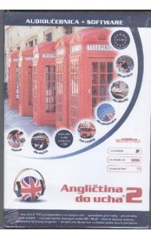CD Angličtina do ucha