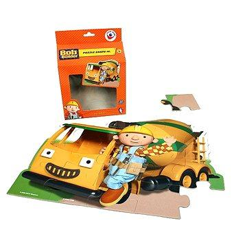 Puzzle Shape IV. BOB    LICENCE   BOB the BUILDER