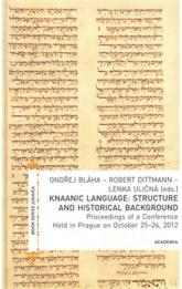 Knaanic Language: Structure and Historical Background (AJ)
