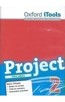 Project the Third Edition 2 New iTools DVD-ROM with Book on Screen - Hutchinson T.