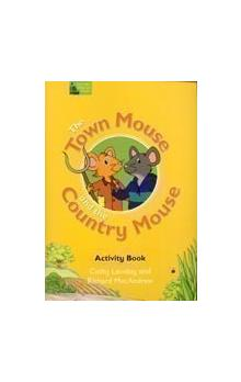 The Town Mouse and the Country Mouse Activity Book (fairy Tales Video)