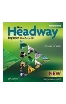 New Headway Third Edition Beginner Class Audio CDs /2/