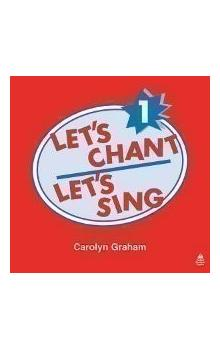 Let´s Chant, Let´s Sing 1 Audio CD
